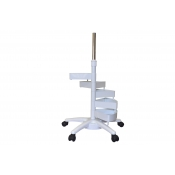 superglide trolley white
