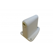 bracket tyoe 'bh' white 60mm stand off